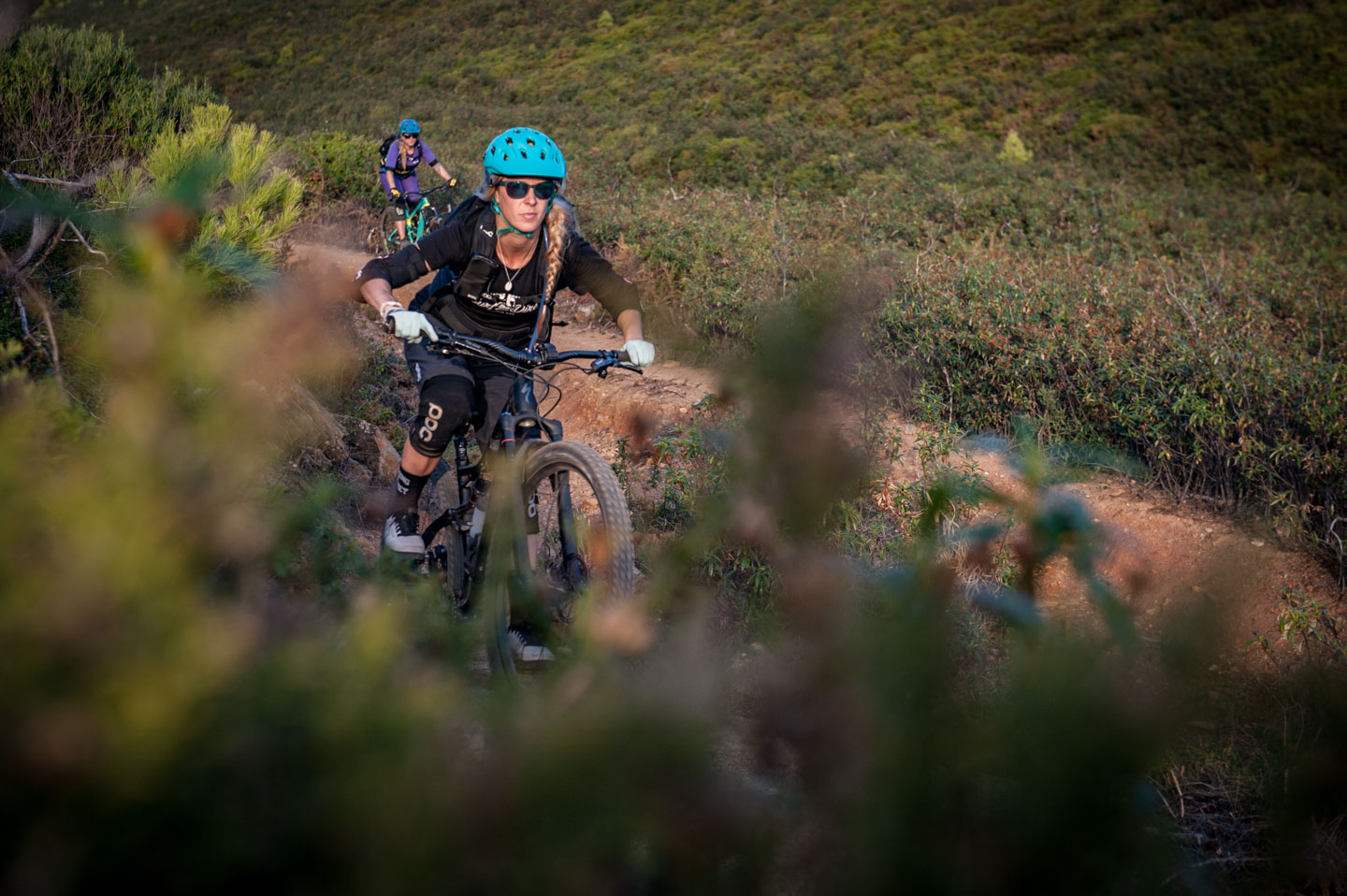 Girl-Power am Donkey-Trail | Bikefex